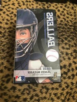 02.01 James McCann Detroit Tigers Sports Crate BALLERS Colle