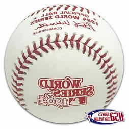 Rawlings 1984 World Series Official MLB Game Baseball Detroi