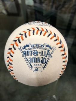 2005 all star official mlb game baseball