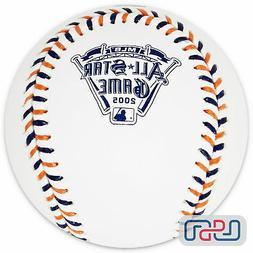 Rawlings 2005 MLB All Star Official Game Baseball Detroit Ti