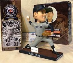 "2018 DETROIT TIGERS MICKEY LOLICH ""50th ANNIVERSARY"" SGA BOB"