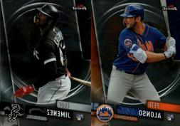 2019 TOPPS FINEST BASE SINGLES WITH ROOKIES RC - YOU PICK TO