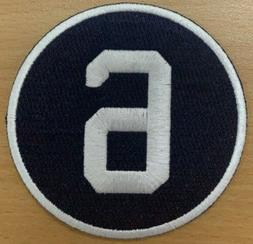 2020 al kaline memorial jersey patch home