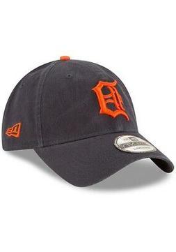 2020 Detroit Tigers D New Era 9TWENTY MLB Strapback Adjustab