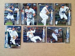 2020 Topps Chrome Detroit Tigers Base Team Set Of  Cabrera B