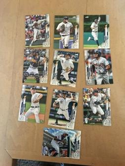 2020 Topps Series 1 Detroit Tigers Team Set 10 Cards