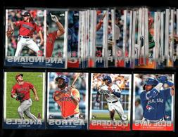 2020 Topps Utz Regional Parallel Card - Complete Your Set -