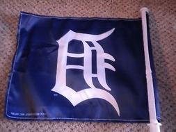 3 Detroit Tigers Car Flags Banners Unused Miguel Cabrera Nik