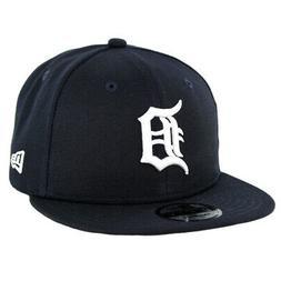 "New Era 950 Detroit Tigers ""Team Basic"" HOME Snapback Hat  M"