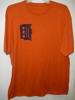 9601-2 MENS Majestic DETROIT TIGERS Baseball Jersey Shirt Ne
