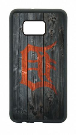 Detroit Tigers Phone Case For Samsung Galaxy S10 S9 S8+ S7 S