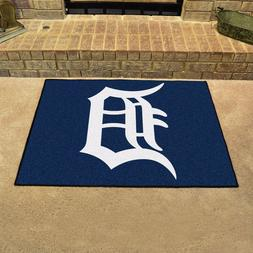 All-Star Bath Mat - Detroit Tigers