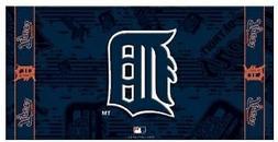 """Beach Towels 30"""" x 60"""" Fiber Reactive - MLB Detroit Tigers B"""