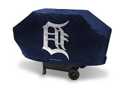 Detroit MLB Baseball Tigers DELUXE Heavy Duty BBQ Barbeque G