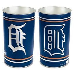 DETROIT TIGERS ~  Official MLB 15 Inch Wastebasket Trash Can