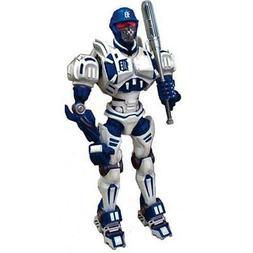 Detroit Tigers 10 Inch Plastic Fox Sports Robot  MLB Cletus