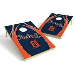 Detroit Tigers 2' x 3' Logo Shield Tailgate Toss Game