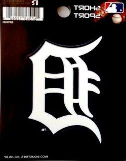 "Detroit Tigers 3"" Flat Vinyl Sport Die Cut Decal Bumper Stic"