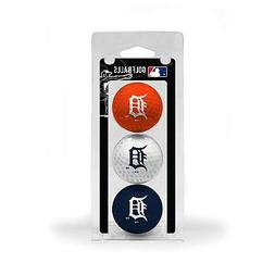 DETROIT TIGERS--3 PACK OF GOLF BALLS