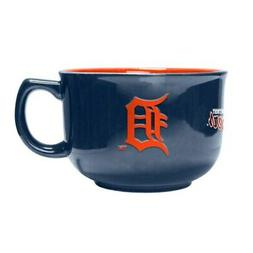 Detroit Tigers 32oz. Sculpted Bowl Mug