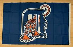 detroit tigers 3x5 ft flag banner mlb