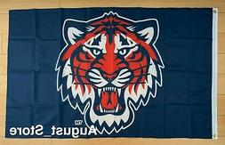 Detroit Tigers 3x5 ft Flag MLB