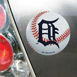 "Detroit Tigers WinCraft 5"" Die-Cut Car Magnet"