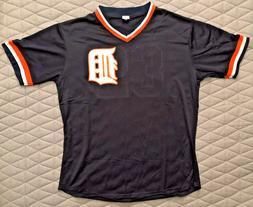 Detroit Tigers Alan Trammell 1984 BP Custom Jersey - Size XX