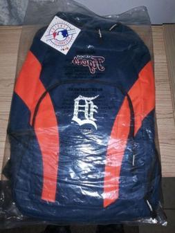 Detroit Tigers Backpack. Brand New! School Gym Bag.