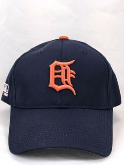 Detroit Tigers Baseball Cap Adjustable Adult Hat