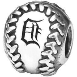 Detroit Tigers Pandora Baseball Charm