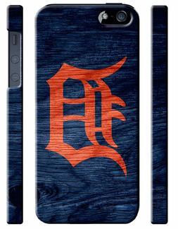 Detroit Tigers Baseball iPhone 4S 5 5S 5c 6 6S 7 8 X XS Max
