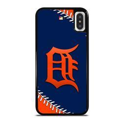 DETROIT TIGERS BASEBALL MLB iPhone 5/5S/SE 6/6S 7 8 Plus X/X
