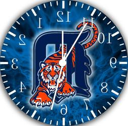 Detroit Tigers Frameless Borderless Wall Clock Nice For Gift