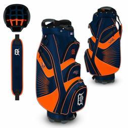 detroit tigers bucket ii cooler cart golf
