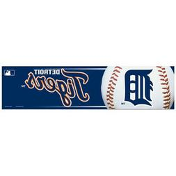 Detroit Tigers Bumper Sticker NEW! 3x11 Inches Free Shipping