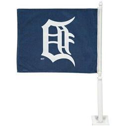 Detroit Tigers Car Flag