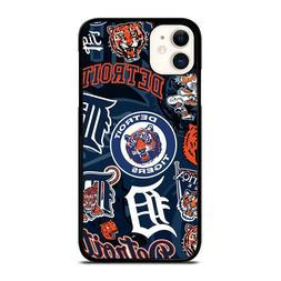 detroit tigers collage apple iphone 7 8