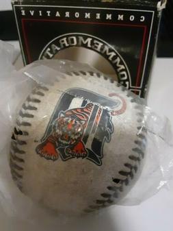 Detroit Tigers Fotoball Commemorative baseball logo ball *Ne