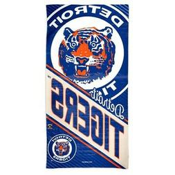 DETROIT TIGERS COOPERSTOWN COLLECTION SPECTRA BEACH TOWEL 30