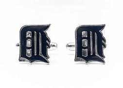 Detroit Tigers Cufflinks MLB Baseball