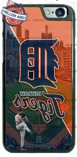 detroit tigers customize phone phone case cover