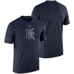 detroit tigers d logo short sleeve t