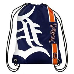 DETROIT TIGERS DRAWSTRING SIDE STRIPE BACKPACK FREE SHIPPING