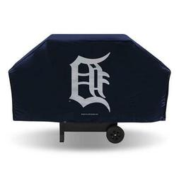 Detroit Tigers Economy Vinyl Grill Cover  MLB Barbecue BBQ O