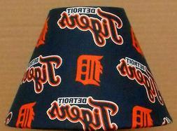 Detroit Tigers Fabric Lampshade MLB Baseball SPORTS Ball Han