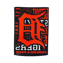 Detroit Tigers Fan Rules Premium 2-Sided Garden Flag Outdoor