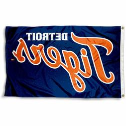 detroit tigers flag 3 x5 mlb banner