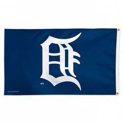 detroit tigers flag 3 x5 mlb d