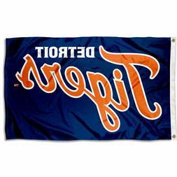 Detroit Tigers Flag 3x5 Banner